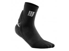 Kompresní ponožky s podporou achilovky (Velikost Velikost III. - Obvod přes kotník 20,5 - 23 cm, Provedení Pánské)
