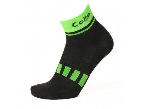 Reflexní ponožky zelené