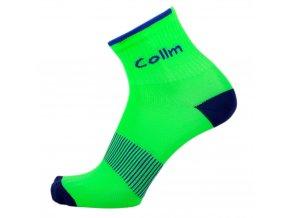 sportovni ponozky zelene