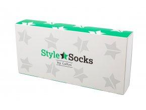 dárková krabička na ponožky style-socks