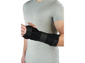 bandáž na zápěstí, ortéza