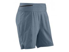sportovní šortky šedé