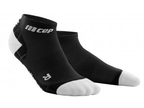 kompresní ponožky černé