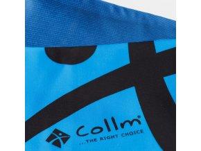 Čelenka COLLM dvouvrstvá modrá pánská