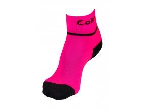dětské růžové ponožky collm