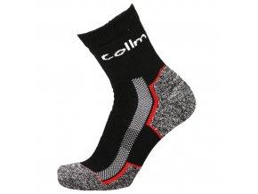 Funkční vlněné ponožky THERMO. Teplé ponožky z vlny collm