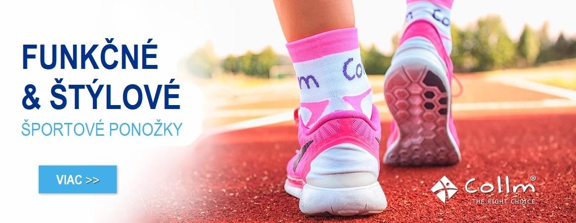 športové ponožky COLLM