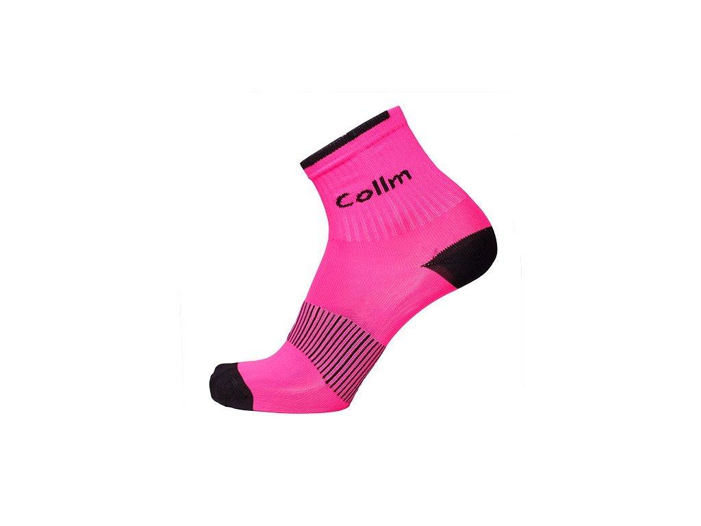 Detské športové ponožky Pink