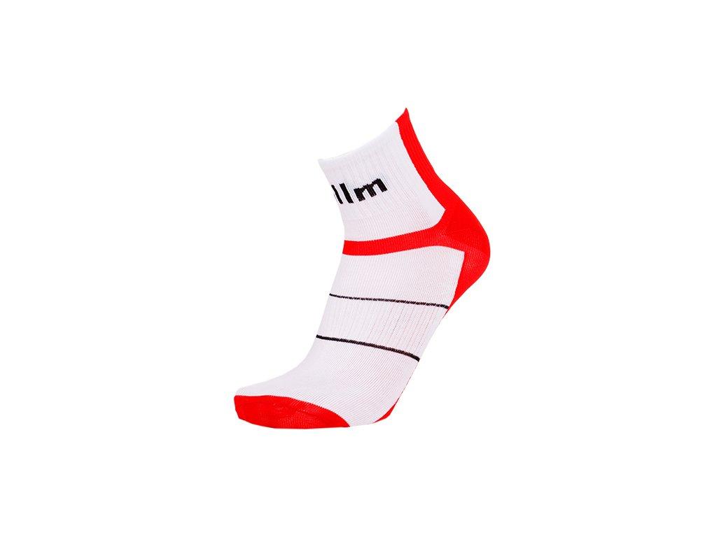 Sportovní ponožky červené