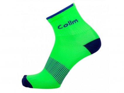 Detské športové ponožky GREEN