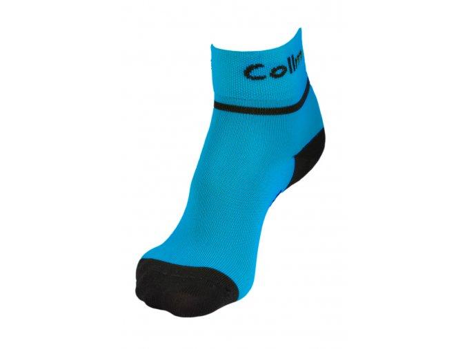 Funkční sportovní dětské ponožky collm