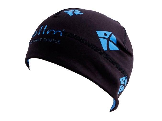 Sportovní čepice COLLM černo-modrá