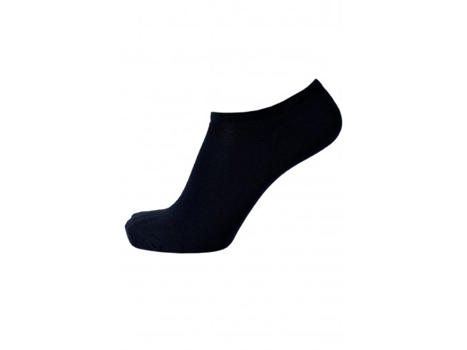 nizke neviditelne ponozky style socks cerne