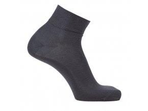Bambusové ponožky nízké šedé