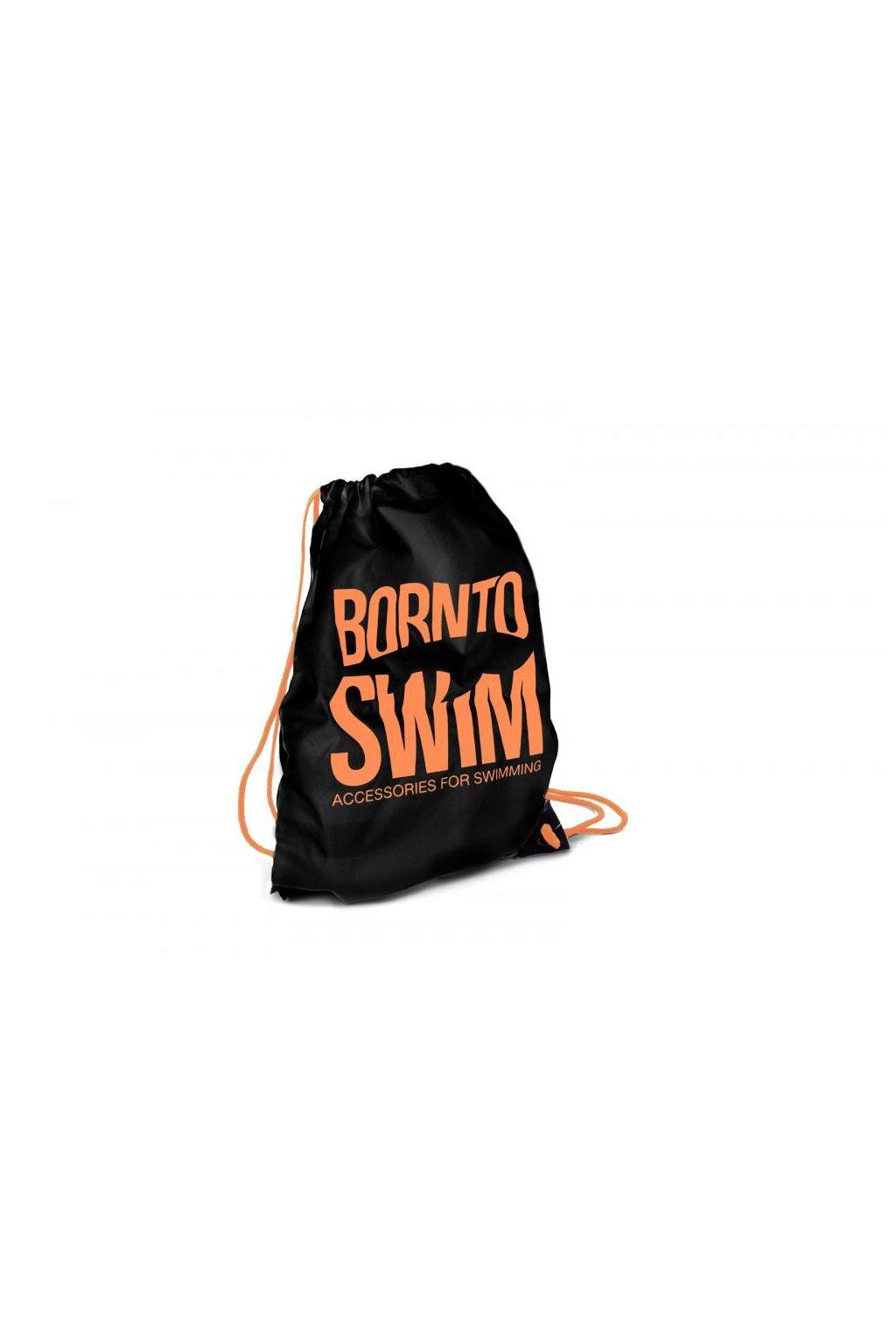 BornToSwim Swimbag Černý