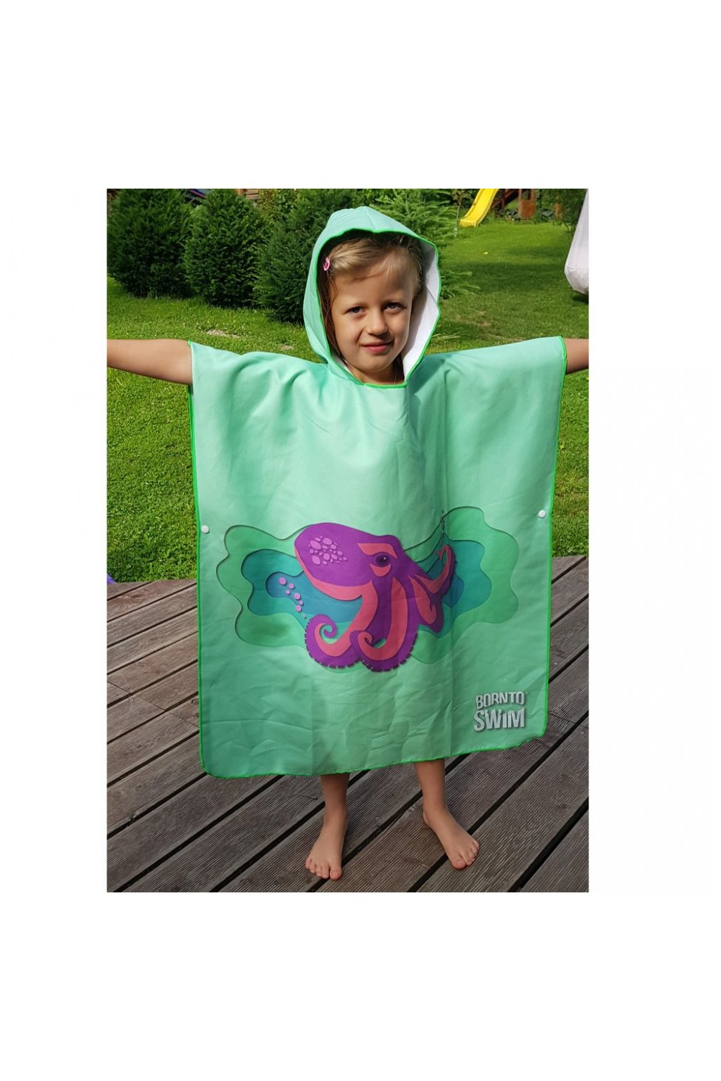 teple poncho pro skolaky chobotnice 1
