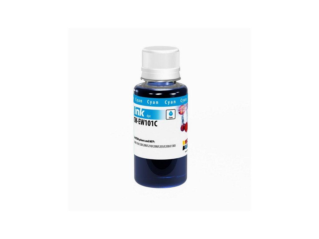 Atrament EPSON L-séria (L100/L200) 100ml - cyan