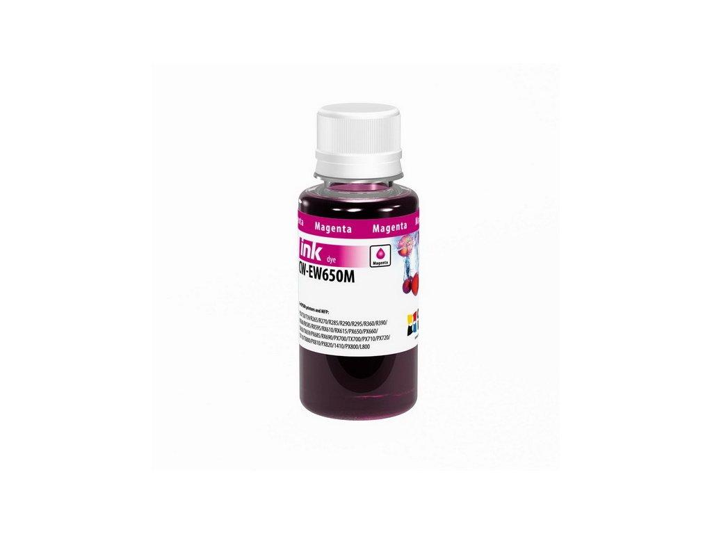 Atrament Epson Magenta - 100ml (pre 6-farebné tlačiarne)