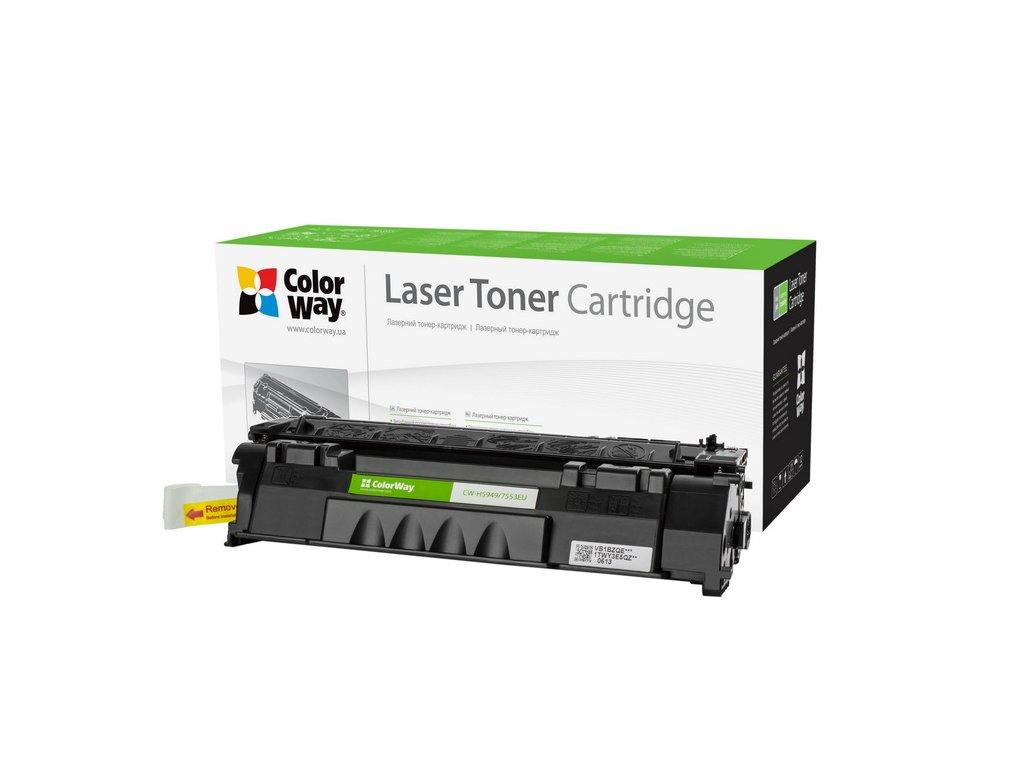 Toner HP Q5949X/Q7553X standard - kompatibilný