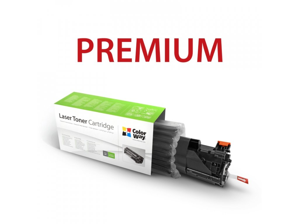 laserovy toner premium colorway