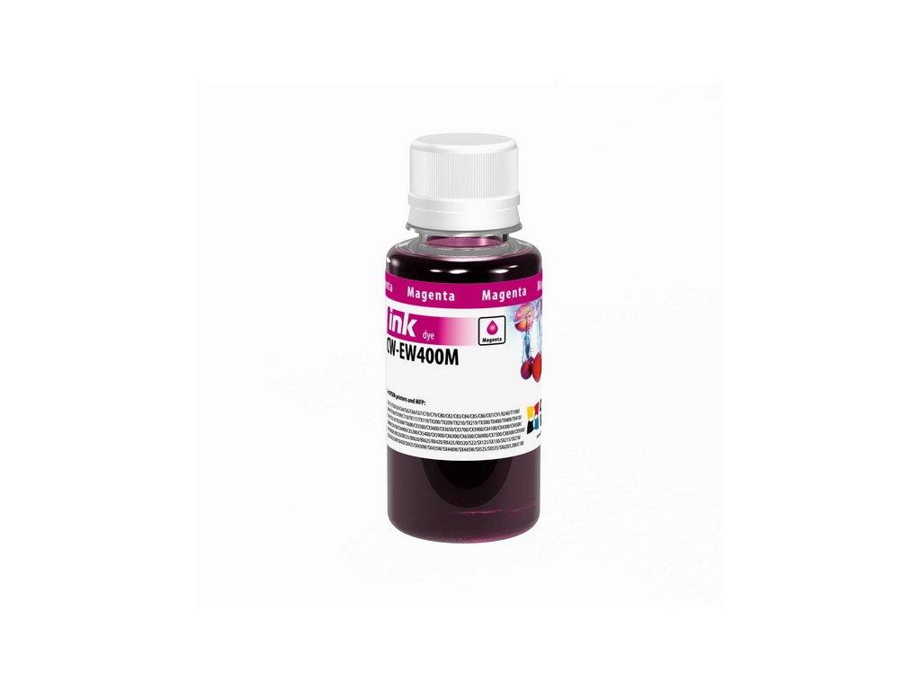 Atrament Epson Magenta - 100ml/200ml (pre 4-farebné tlačiarne)
