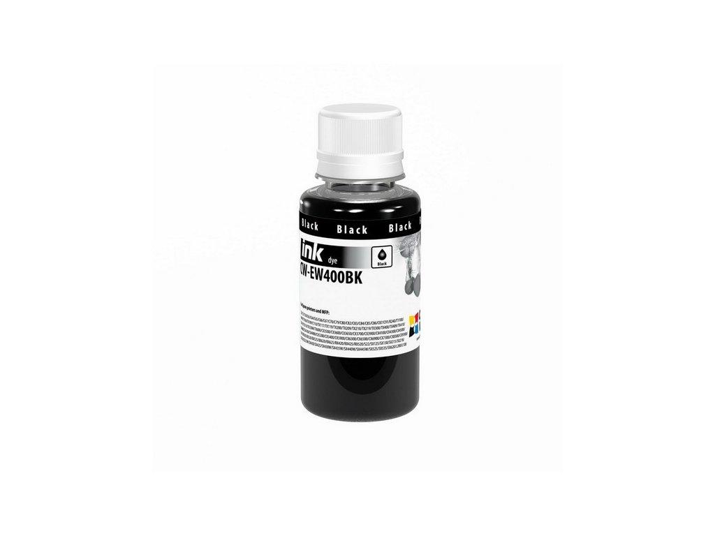 Atrament Epson Black - 100ml/200ml (pre 4-farebné tlačiarne)