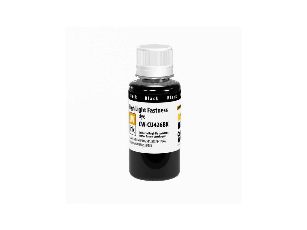 Atrament UV Canon 100ml - black