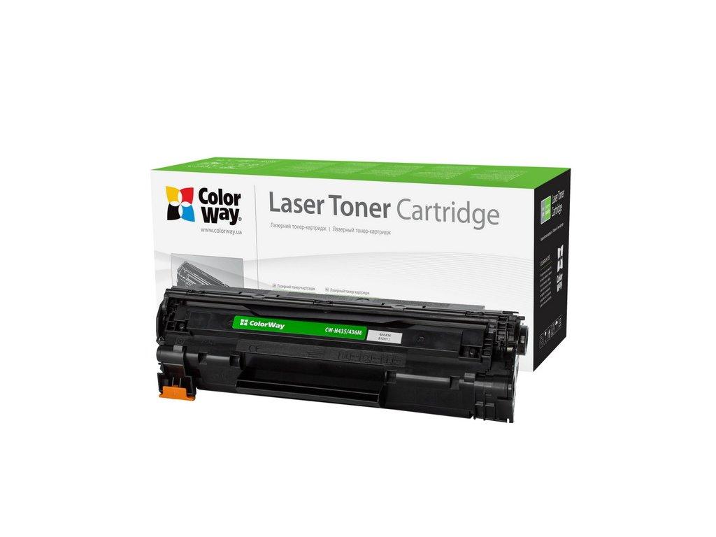 Toner HP CB435A/CB436A/CE285A standard - kompatibilný