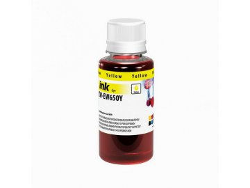 Atrament Epson Yellow - 100ml (pre 6-farebné tlačiarne)