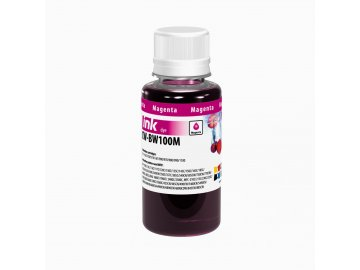 Atrament Brother Magenta 100ml - univerzálny