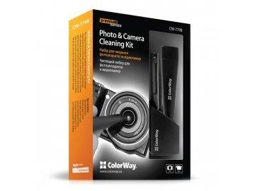 Čistiaca sada pre foto a videokamery CW-7798