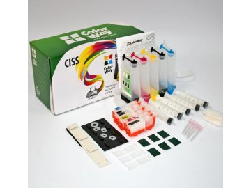 CISS CW Canon IP3600 (PGI520/CLI521) bez atramentov