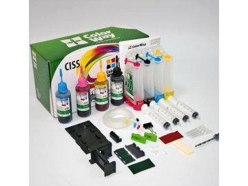 CISS CW Canon MP230 (PG510/CL511) + atrament