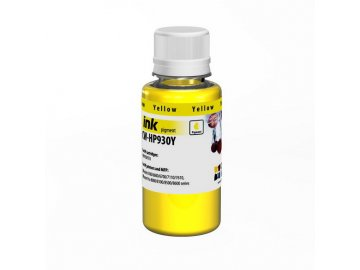 Atrament ColorWay pre HP 933/951 yellow - 100ml (po expirácii)