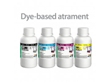 Atrament CANON multipack 4x200ml - dyebased