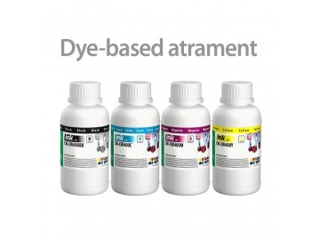 Atrament EPSON 4x200ml - dyebased