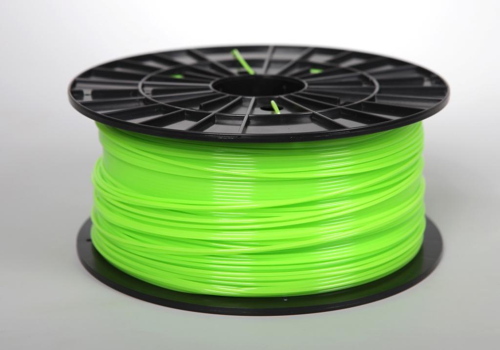 Filament-PM Tlačová struna ABS-T, 1.75mm, 1kg - rôzne farby Farba: Zeleno-žltá
