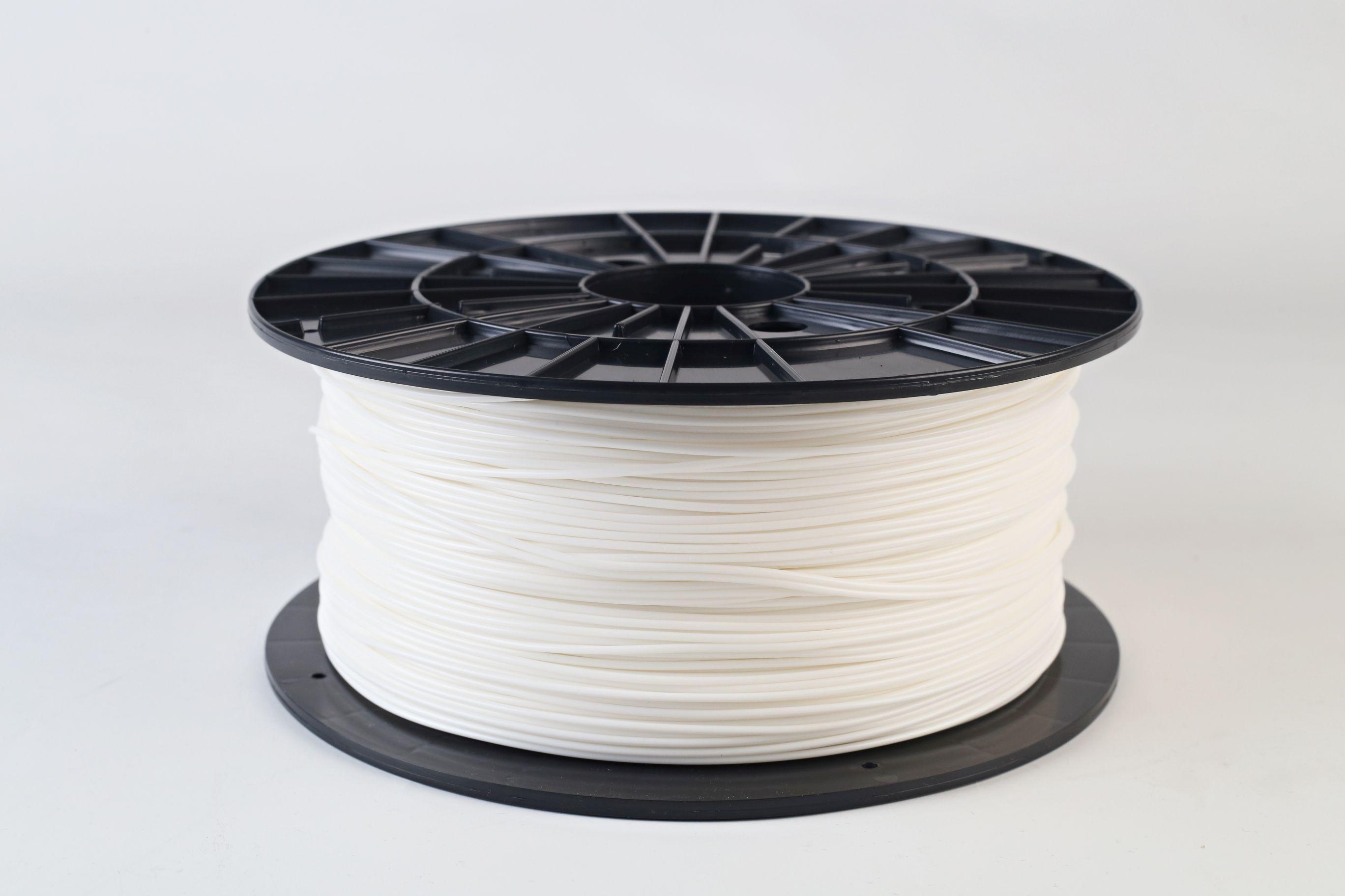 Filament-PM Tlačová struna ABS-T, 1.75mm, 1kg - rôzne farby Farba: Biela
