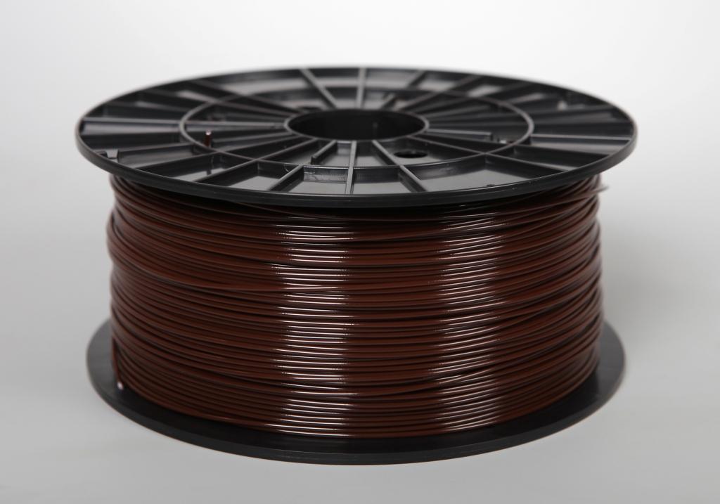 Filament-PM Tlačová struna ABS-T, 1.75mm, 1kg - rôzne farby Farba: Hnedá