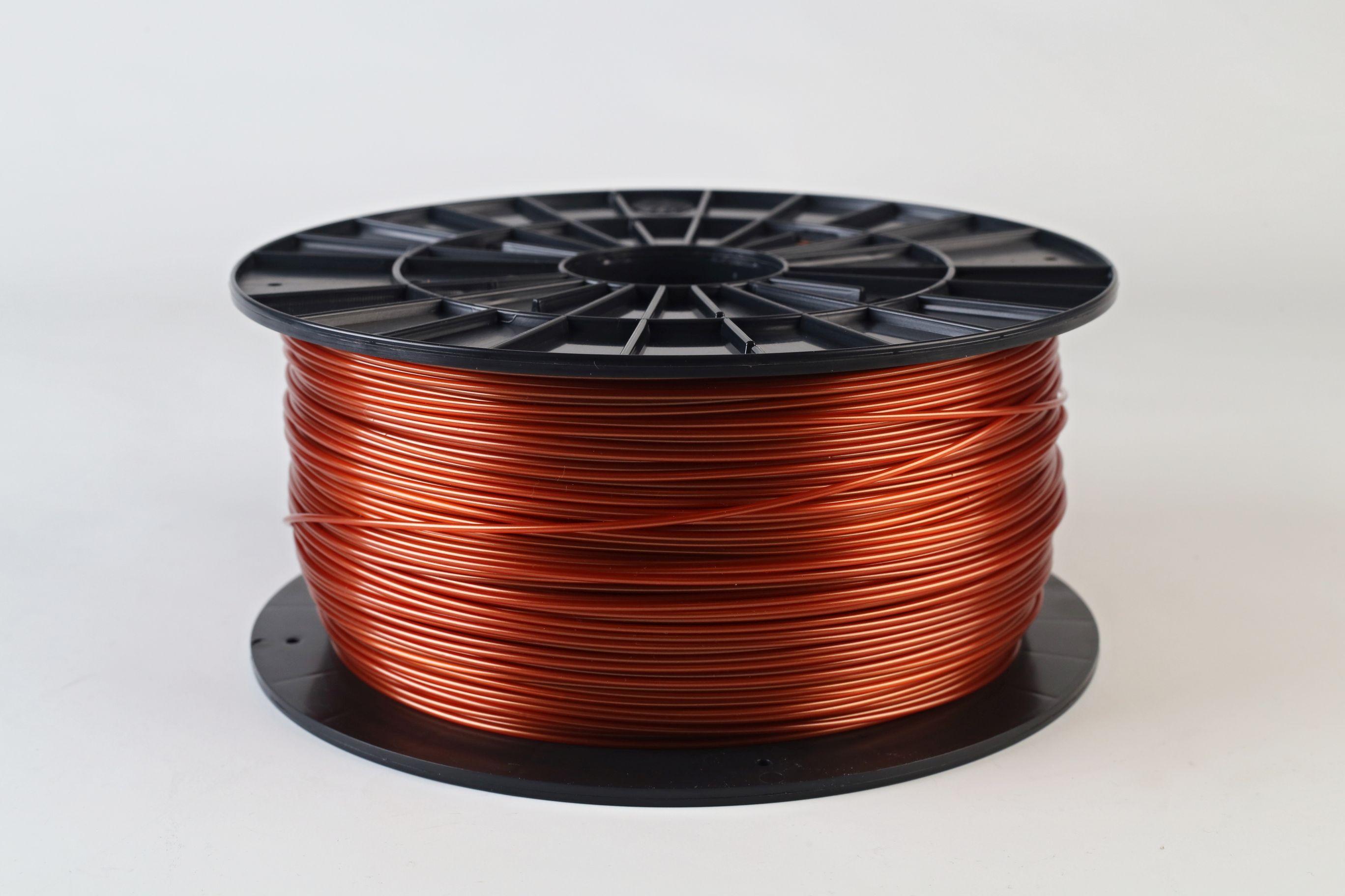 Filament-PM Tlačová struna ABS-T, 1.75mm, 1kg - rôzne farby Farba: Medená