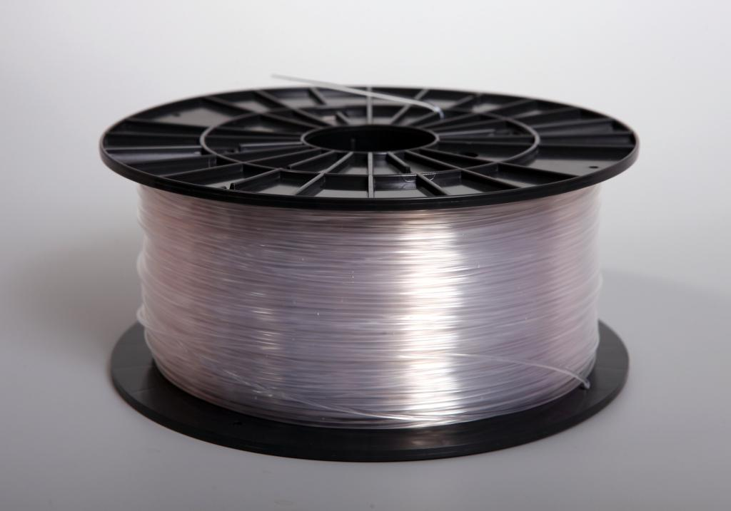 Filament-PM Tlačová struna ABS-T, 1.75mm, 1kg - rôzne farby Farba: Transparentná