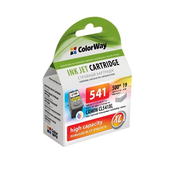 ColorWay Canon CL-541 XL color - kompatibilný