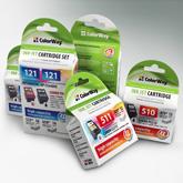 ColorWay HP 300XL (CC644EE) color - kompatibilný