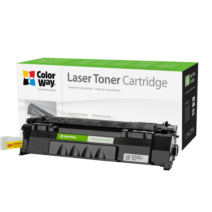ColorWay Toner HP Q5949X/Q7553X standard - kompatibilný
