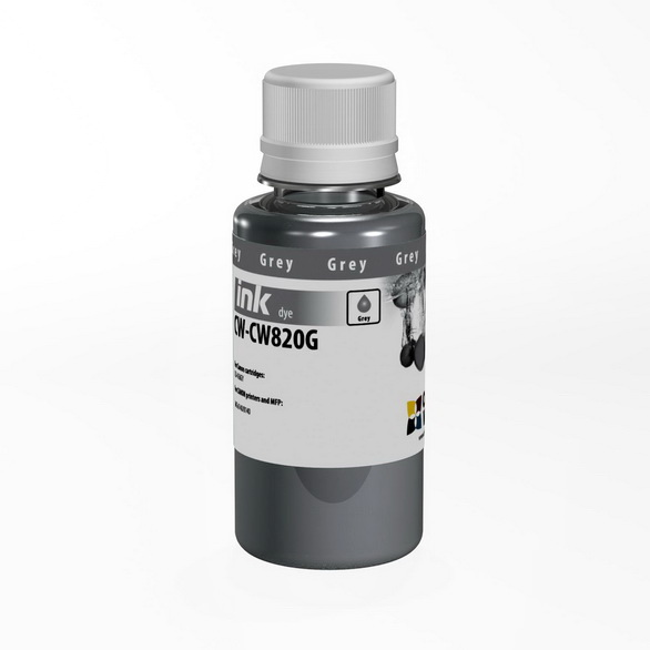 ColorWay Atrament Canon Grey - 100ml/200ml Objem fľaše: 100ml