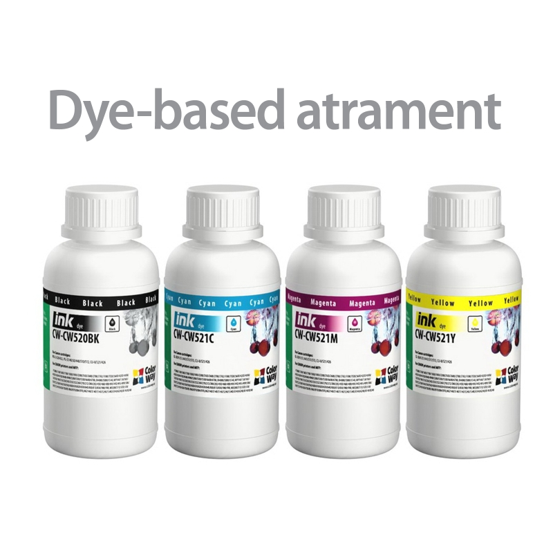 ColorWay Atrament CANON multipack 4x200ml - dyebased