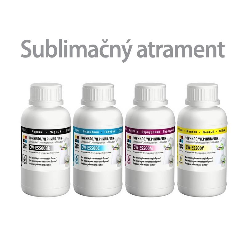 ColorWay Atrament EPSON 4x200ml - sublimačný