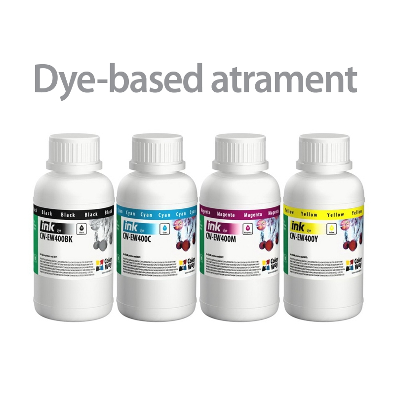 ColorWay Atrament EPSON 4x200ml - dyebased