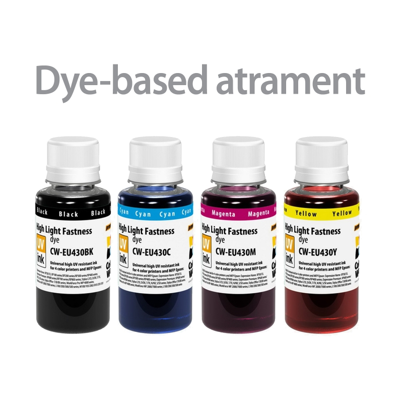 ColorWay Atrament EPSON 4x100ml - UV odolné