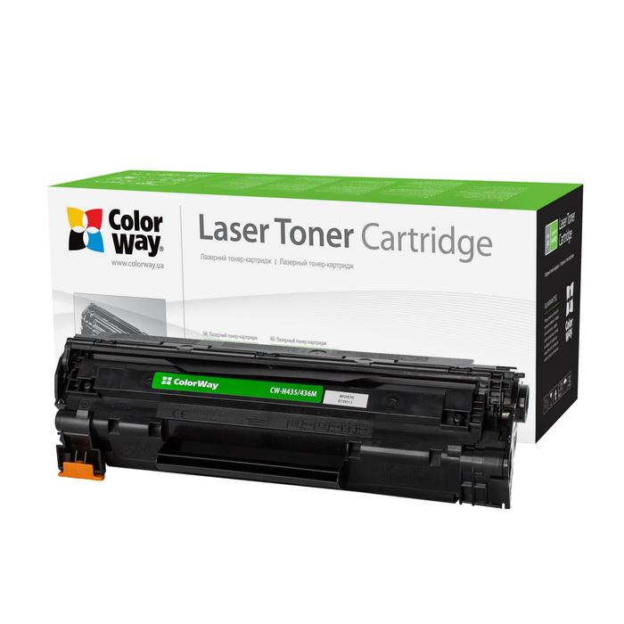 ColorWay Toner HP CB435A/CB436A/CE285A standard - kompatibilný